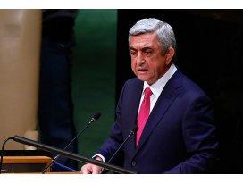 Sarkisyandan Türkiye davetine yanıt