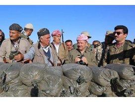 Barzaniden PKKya sert Şengal tepkisi