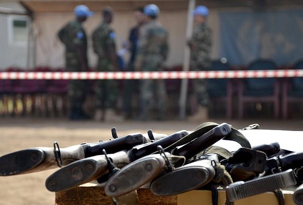 Malide BM Barış Gücüne saldırı düzenlendi