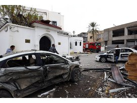 Libyada patlama