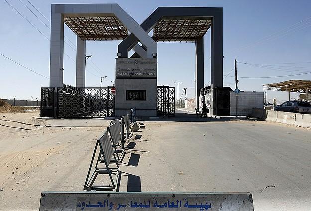 Mısır Refah Sınır Kapısını 3 günlüğüne açacak