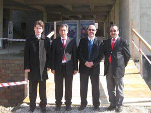 Konyalı işadamları Arnavutlukta