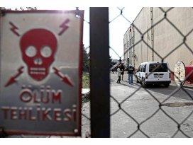 İstanbulda trafo patlaması: 1 ölü 4 yaralı