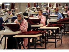 Güneydoğudan tekstil ihracatı arttı