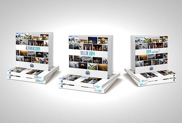 AA 2014 Yıllığı yarın satışa sunuluyor