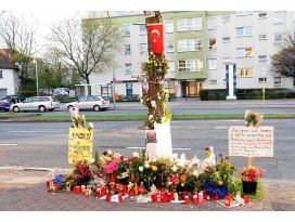 Almanyada Türklere yönelik ırkçı saldırılar faili meçhul kaldı