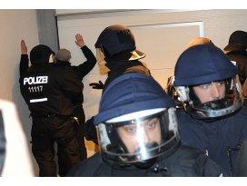 Almanyada terörle mücadele operasyonu