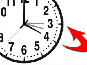 Saatler yarın gece ileri alınacak!