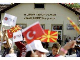 TİKA Makedonyada 22 milyon avro harcadı