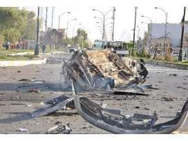 Irakta intihar saldırısı: 9 ölü 14 yaralı