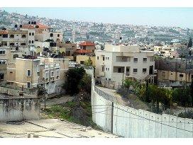 İsrailin Ayrım Duvarı