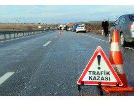 12 bin kişi trafik kazası kurbanı