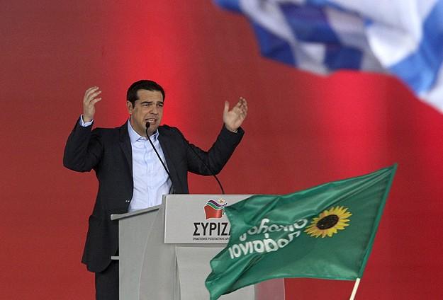 SYRIZA seçimlerden zafer bekliyor