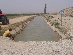 Konyada sulama sezonu açıldı