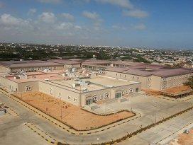 Somaliler Türk Hastanesinde şifa bulacak