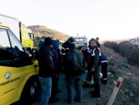 Konyada feci kaza! 1 ölü 2 yaralı