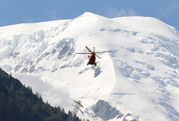 Türk dağcılar Yunanistanda kayboldu