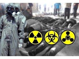 Suriyeye kimyasal silahta yardım iddiası