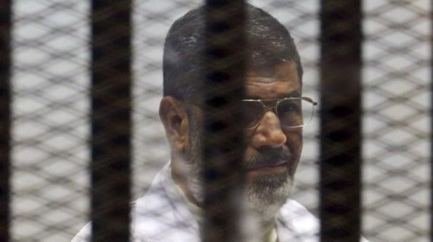 Sisinin kafesteki Mursi korkusunu sızdırdılar