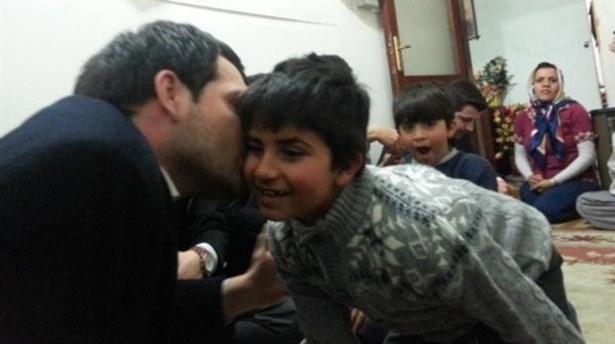 Burger Kingde dövülen Halil okul sözü verdi