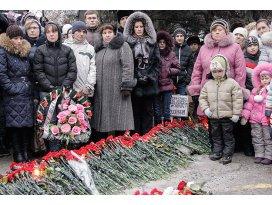 Ukraynada ulusal yas ilan edildi