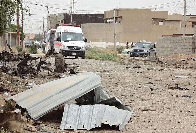 Bağdatta bombalı saldırılar: 10 ölü, 36 yaralı