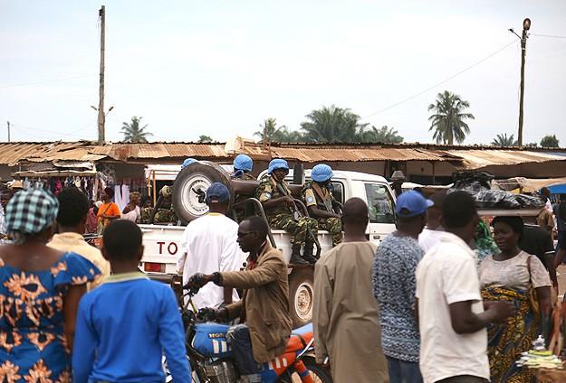 Orta Afrika Cumhuriyetinde spor bakanı kaçırıldı