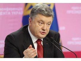 Poroşenko: 600 ayrılıkçı öldürüldü