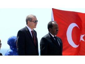 Somaliye 10 bin konut