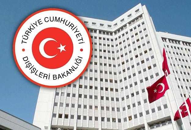 Türkiye IŞİDin yaptığı infazı kınadı
