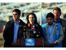 Jolieden sığınmacılar için yardım çağrısı