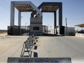 Refah Kapısı geçen yıl 240 gün kapalı kaldı