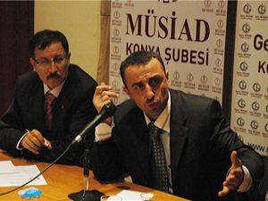 Kahveci, Konyada ekonomiyi anlattı