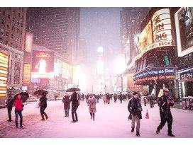 ABDde kar fırtınası alarmı