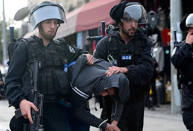 Batı Şeriada 7 Filistinli gözaltına alındı