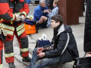 Moskova metrosunda terör: 40 ölü 73 yaralı
