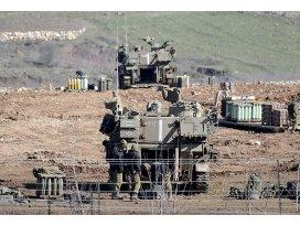 İsrail ordusu Lübnan sınırındaki varlığını artırıyor