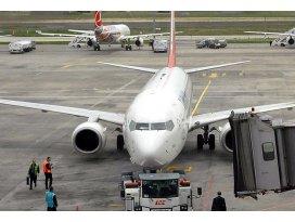 Uçuşlarla ilgili bilgiler artık cepte