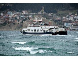 Marmara fırtınaya teslim