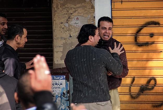 Mısırda ölümler örtbas edilmeye çalışıldı