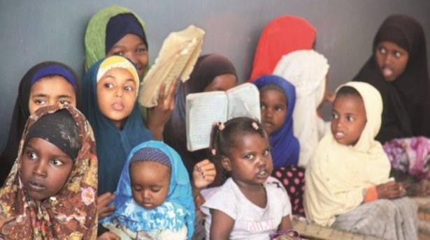 Somali'nin umudu Türkiye