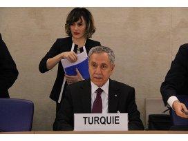 Türkiyenin EPİM raporu olumlu bir atmosferde kabul edildi