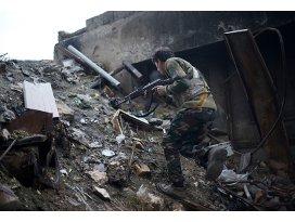 Muhalifler Halepte ilerliyor