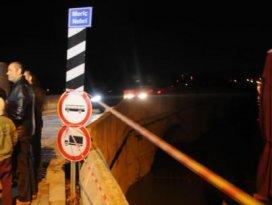 Edirnede Meriç Nehri alarm veriyor