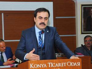 KTO'da 2015'in ilk meclis toplantısı yapıldı