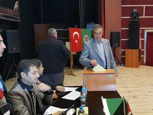 Akşehir Ziraat Odası'nda yeni başkan Aziz Bingül