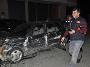 Konyada zincirleme trafik kazası: 4 yaralı