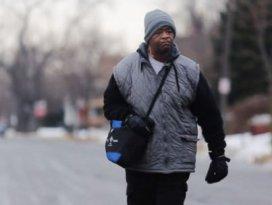 33 km yürüyen işçiye 200 bin dolar bağış