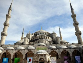 Sultanahmet Camisine check-up yapıldı