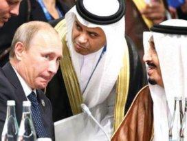 Esed'i bırak petrol yükselsin